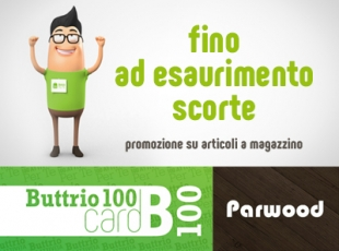 Parwood / Buttrio 100 Card!