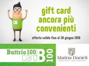 Marina Danieli Estate / Buttrio 100 Card!