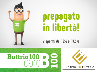 Enoteca di Buttrio Restaurant / Buttrio 100 Card!